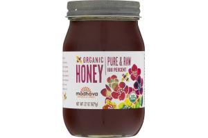 Madhava Organic Honey Pure & Raw