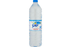 Saka Natural Alkaline Spring Water