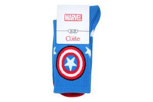 Шкарпетки жіночі Conte Marvel №19С-116СПМ 23-25 177 синій