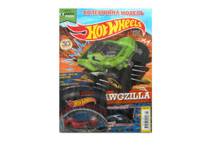 Журнал Hot wheels