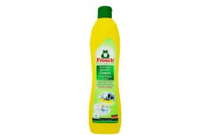 Молочко Frosch д/чистки абразивне Лимон 500мл х10