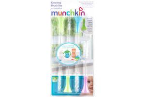 Munchkin Cleaning Brush Set