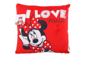 Подушка №ПД-0221 Люблю Минни Минни Маус Disney Tigres 1шт