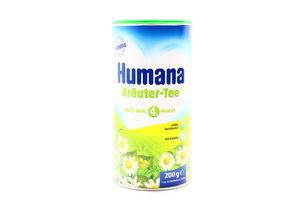 Чай Humana трав'яний збір з ромашкою 200г х6