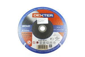 ВІДРІЗ ДИСК МЕТАЛ D230X2.0 DEXTER