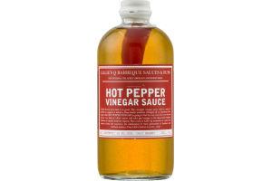 Lillie's Q Barbeque Sauces & Rubs Hot Pepper Vinegar Sauce
