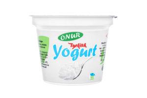 Йогурт Турецкий Onur cт 250г