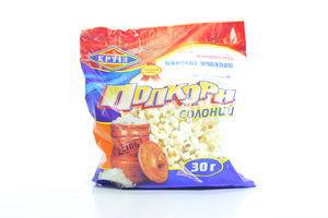 Попкорн соленый Круїз м/у 30г