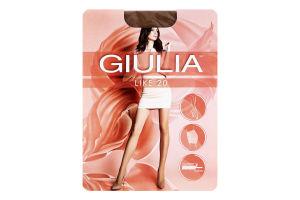 Колготки жіночі Giulia Like 20den 3-М daino