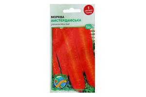 Семена Морковь Амстердамская Агрок.3г