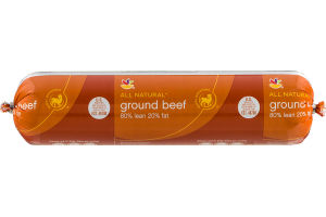 Ahold Ground Beef 80% Lean 20% Fat