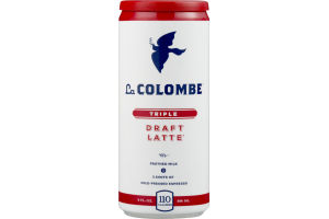 La Colombe Draft Latte Triple