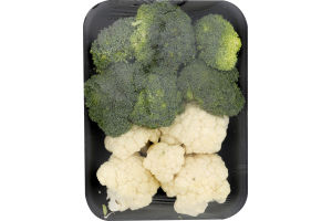 Supreme Cuts Broccoli & Cauliflower Florets