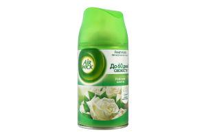 Освежитель воздуха Райские цветы сменный аэрозоль Fresh Matic Air wick 250мл