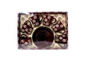 Набір кавовий 90мл 12пр. 367-123