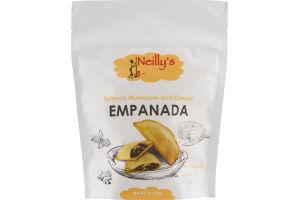 Neilly's Empanada Spinach Mushroom and Cheese