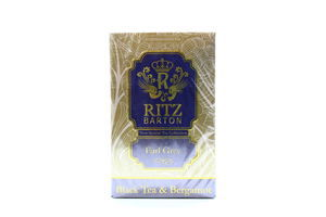 Чай Ritz Barton Earl Grey 100г х30