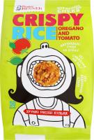 Кульки рисові хрумкі Орегано та томати Doctor Benner м/у 50г
