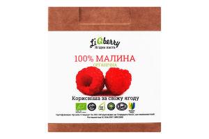 Паста малиновая LiQberry с/б 550г