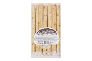 Палочки хлебные с луком и укропом Гриссини Скиба м/у 100г