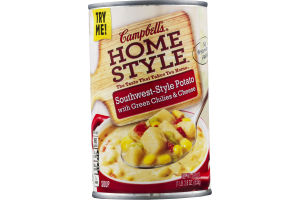 Campbell's Homestyle Soup Southwest-Style Potato with Green Chilies & Cheese