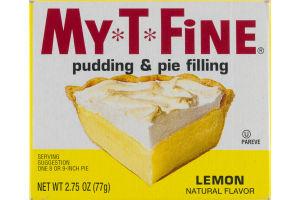 My-T-Fine Pudding & Pie Filling Lemon