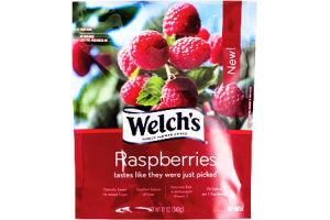 Welch's Raspberries