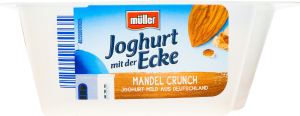 Йогурт 8% Мигдальний кранч Müller ст 113г