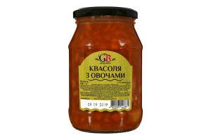 Квасоля з овочами Grand Ragu с/б 460г