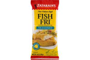 Zatarain's New Orleans Style Fish Fri Seafood Breading Mix Seasoned