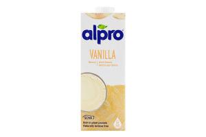 Напій соєвий зі смаком ванілі Alpro т/п 1л