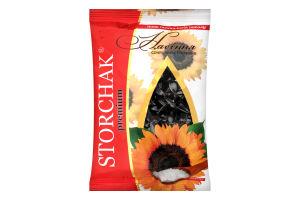 Семена подсолнечника жареные соленые Premium Storchak м/у 140г