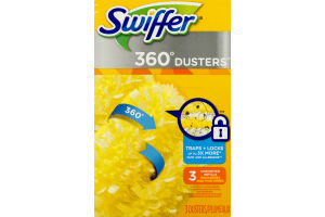 Swiffer 360 Dusters Refills - 3 CT