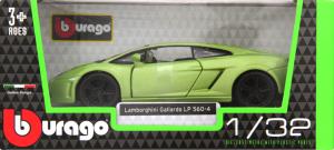 Модель Bburago Lamborghini Gallrdo LP560-4 (2008), 1:32 (в ассорт.)