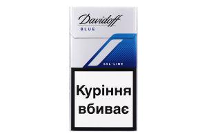 Цигарки Davidoff SSL-Line Blue