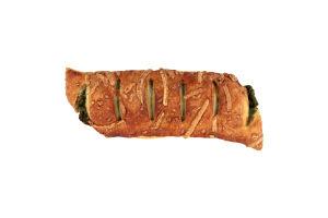 Слойка из листового дрожжевого теста со шпинатом и сыром Рокфор BFI 80г