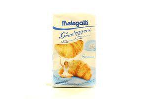 Круасани Melegatti з йогуртовою начинкою 240г х12