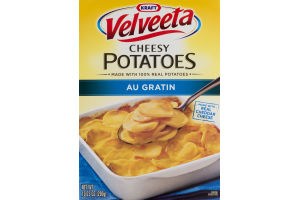 Kraft Velveeta Cheesy Potatoes Au Gratin