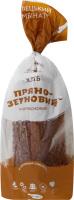Хліб бездріжджовий Пряно-зерновий Перший хліб м/у 400г