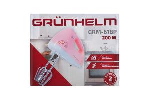 Міксер №GRM-618P Grunhelm 1шт
