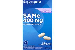 CareOne S-Adenosyl-Methionine - 30 CT