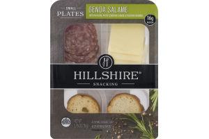 Hillshire Snacking Small Plates Genoa Salame