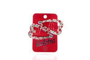 Заколки для волос детские №112884 Violetta 2шт