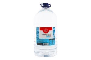 Вода питна негазована Джерельна №1 п/пл 6л