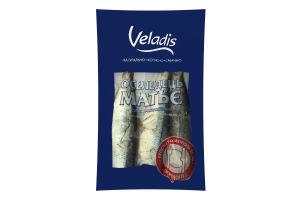 Сельдь солено-мороженая Матье Veladis кг