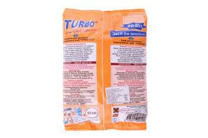 Засіб для прочищення каналізаційних труб Turbo Чист 1000г