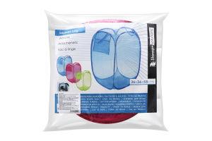 Мешок для белья с сеткой №849995 Koopman International 1шт в ассорт