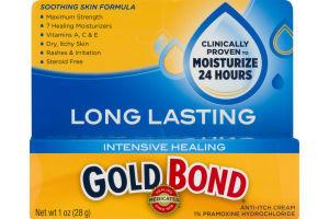 Gold Bond Anti-Itch Cream Intensive Healing