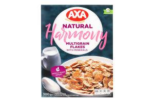 Хлопья мультизерновые Harmony Axa к/у 300г