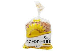 Хлеб нарезанный Солнечный Поліссяхліб м/у 400г